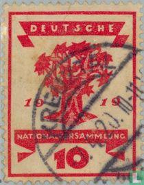 Nationale vergadering Weimar