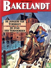 De jongens van Turnhout + De stad der verdoemden