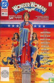 Wonder Woman 50