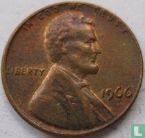Vereinigte Staaten 1 Cent 1966