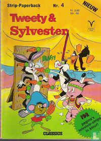Tweety & Sylvester strip-paperback 4