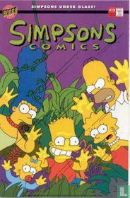 Simpson Comics 12