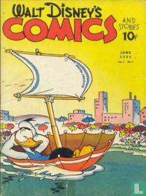 Walt Disney's Comics and Stories 9