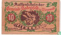 Hadersfeld 10 Heller 1920