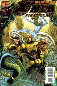 X-Men First Class Giant-Sized