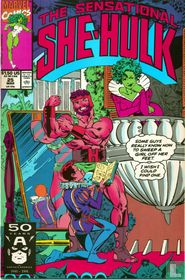 The Sensational She-Hulk 25