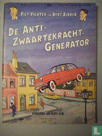 De anti-zwaartekracht-generator