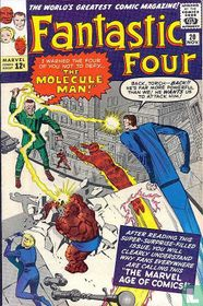 The Mysterious Molecule Man!