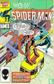 Web of Spider-Man 21