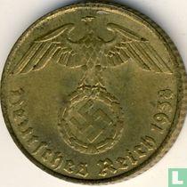 Duitse Rijk 5 reichspfennig 1938 (E)