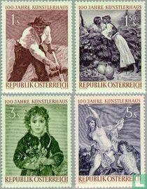 Weense vereniging beeldend kunstenaars 100 jaar.