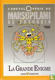 L'Encyclopedie du Marsupilami de Franquin