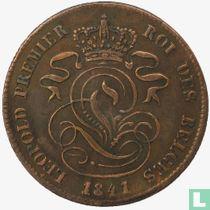 België 2 centimes 1841