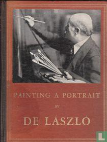 Painting a portrait by de Laszlo