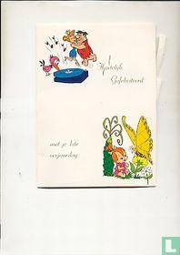 Verjaardagskaart miscellaneous catalogue