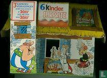Asterix huis Kinder surprise
