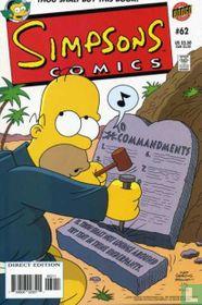 Simpsons Comics 62