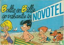 Bollie en Billie op vakantie in Novotel