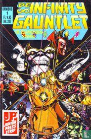 Infinity Gauntlet omnibus 1