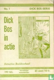 Dick Bos in actie