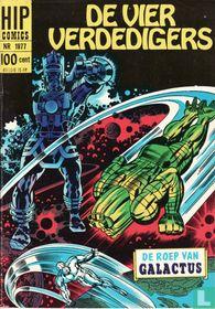 De roep van Galactus