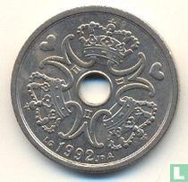 Denemarken 2 kroner 1992