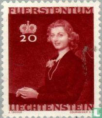 Prince Franz Josef II and Gräfin Gina Wedding
