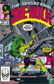The Sensational She-Hulk 10