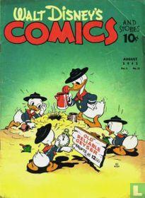Walt Disney's Comics and Stories 11