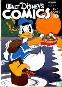 Walt Disney's Comics and Stories 36
