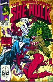 The Sensational She-Hulk 131