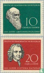 Darwin en Linné