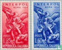 Interpol conferentie