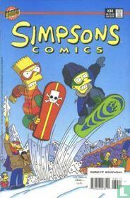 Simpsons Comics 34
