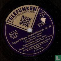Doppelchoriges Orkestkonzert nr. 28