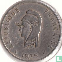 Frans Afar- en Issaland 50 francs 1975