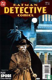 Detective comics 779