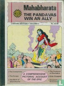 The Pandavas Win an Ally