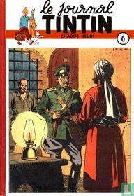 Tintin recueil 6