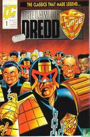 The Law of Dredd 1