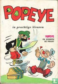 Popeye en Eenbeen de piraat