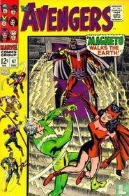 Magneto Walks the Earth!