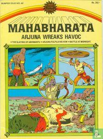 Arjuna Wreaks Havoc