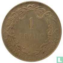België 1 franc 1910 (FRA)