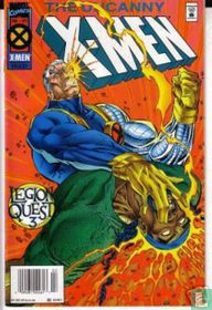 The Uncanny X-Men 321