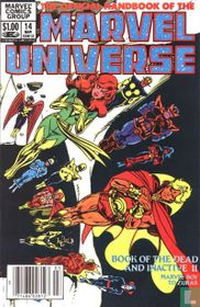 Book of the Dead and Inactive II: Marvel Boy to Zuras