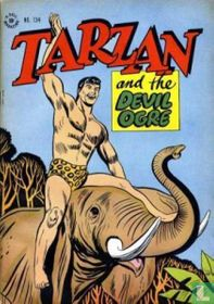 Tarzan and the Devil Ogre