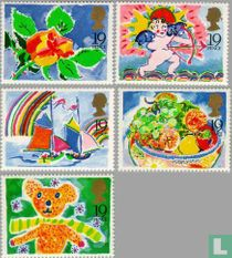 Gruß Briefmarken