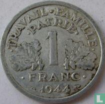 Frankreich 1 Franc 1944 (C)