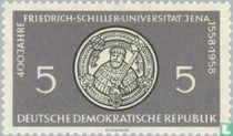 Universität Jena, 1558-1958
